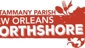 Official St. Tammany Parrish Travel logo
