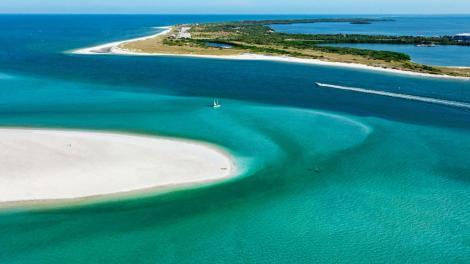 Caladesi Island State Park, Florida