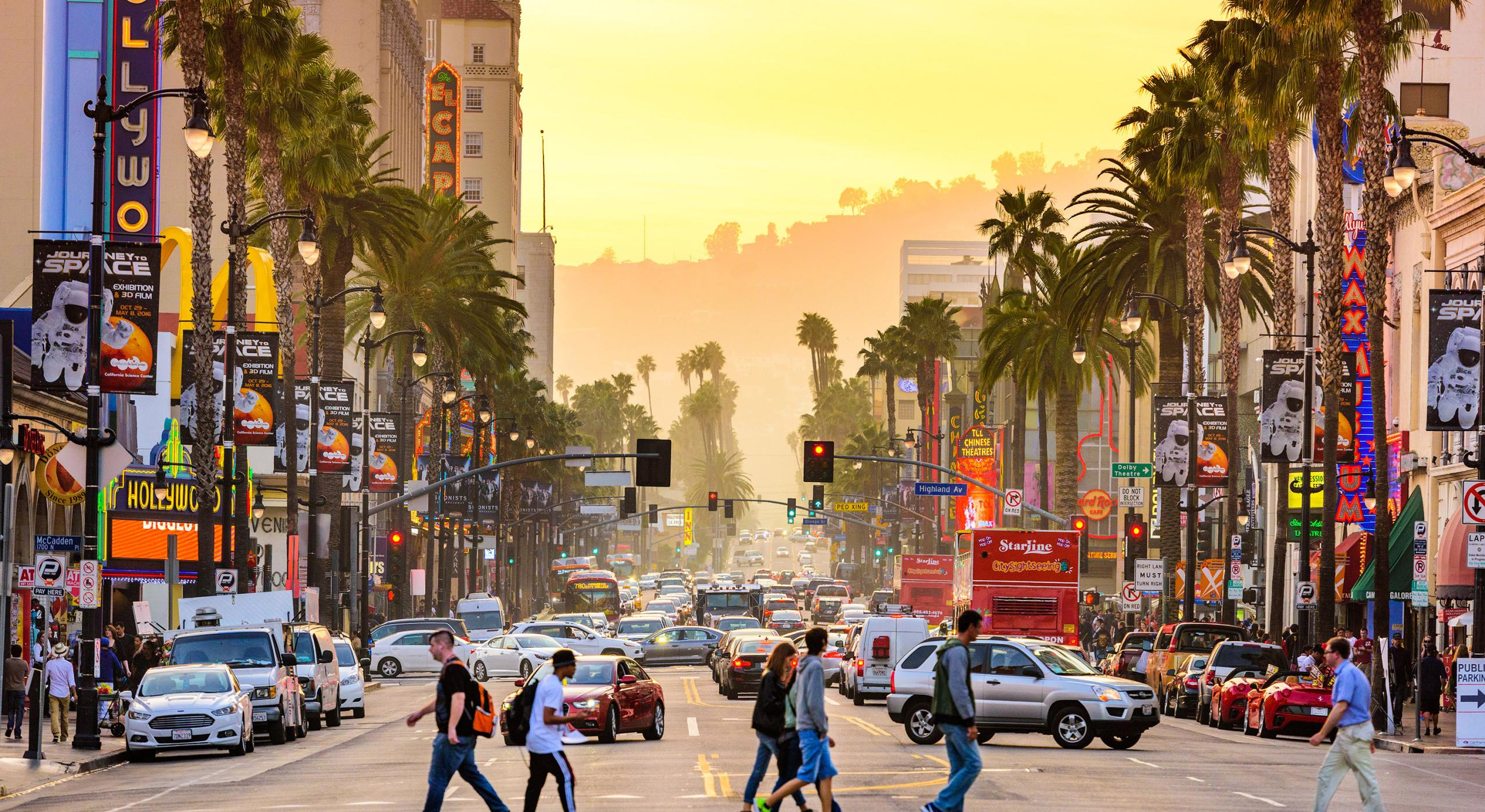 Holidays To Los Angeles California Places To Visit In La