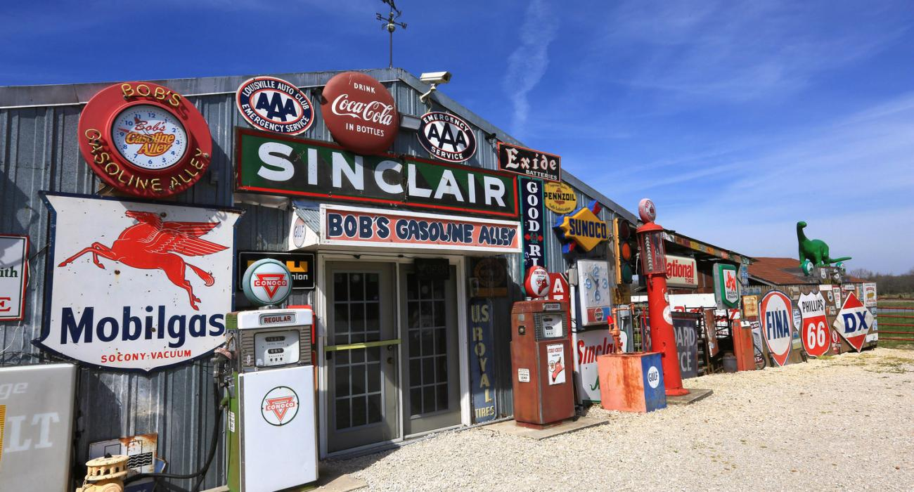 Missouri Road Trip Attractions On Route 66