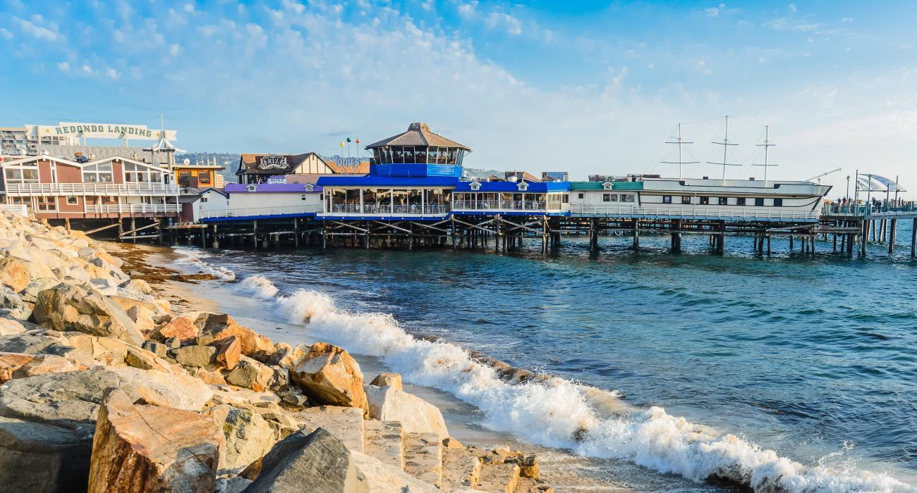 International Boardwalk Redondo Beach Ca