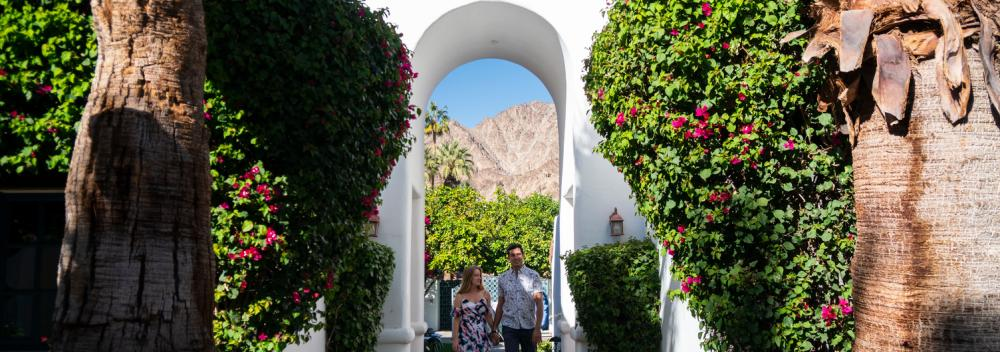 The La Quinta Resort & Club in Palm Springs, California